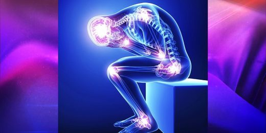 All in your head? Fibromyalgia linked to extensive brain inflammation