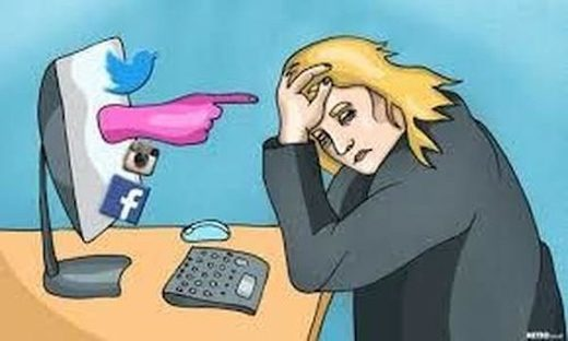 Journal of Social and Clinical Psychology: Facebook can cause depression