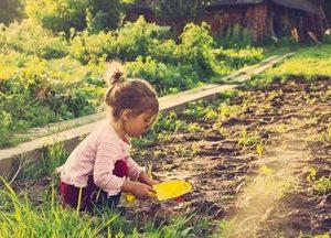 Benefits of garden-based learning for children