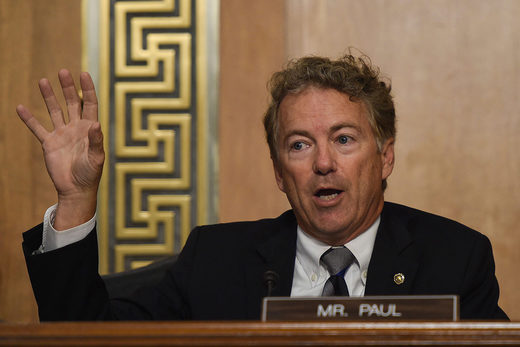 FLASHBACK: Sen. Rand Paul condemns mandatory vaccines: We should not give up our liberty for a 'false sense of security'