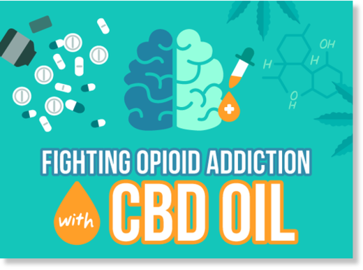 Study shows CBD reduces cravings and anxiety in recovering heroin abusers