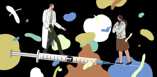 Vaccination: Do your own research, exercise due diligence and reserve judgment