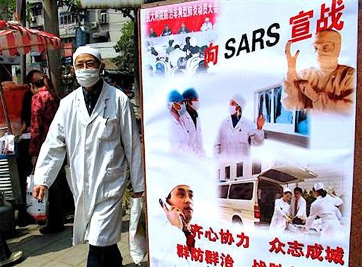 China probes for Sars links in pneumonia outbreak