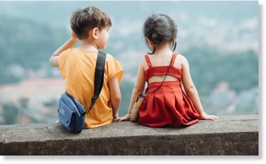 Stress in small children separated from their parents may alter genes