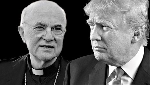 SOTT FOCUS: Archbishop Breaks Ranks to Support Trump: 'Covid-19 Emergency And Riots an Infernal Deception by Children of Darkness'