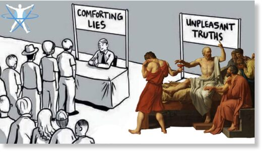 SOTT FOCUS: MindMatters: Try Not To Lie: The Value Of Honesty With The Self And Others