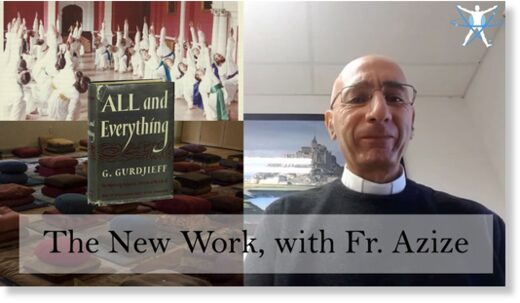 SOTT FOCUS: MindMatters: Father Joseph Azize Interview: Gurdjieff's Legacy and the 'New Work'